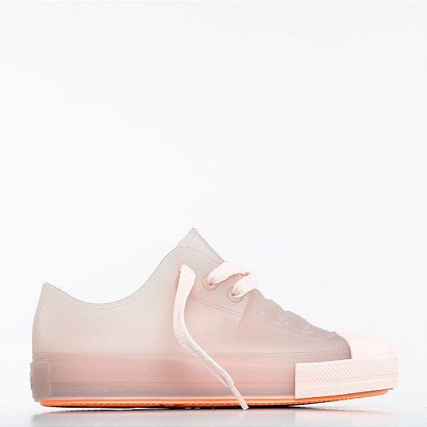 Tênis Melissa Squad Sneaker - Rosa Fosco