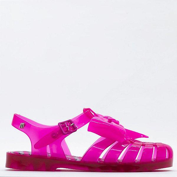 Sandália Melissa AD Possession - Rosa Escuro/Rosa