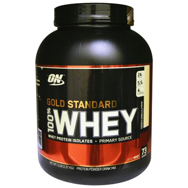 Whey Protein Gold Standard ON 2,3kg