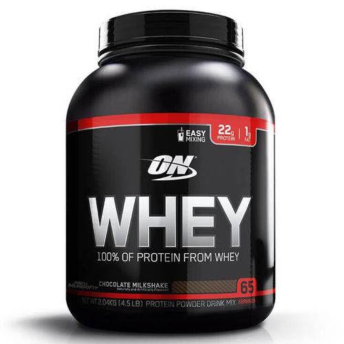Whey Protein Gold Standard ON BlackLine 2,1kg