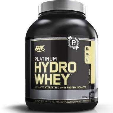 Platinum Hydro Whey ON 1,5kg