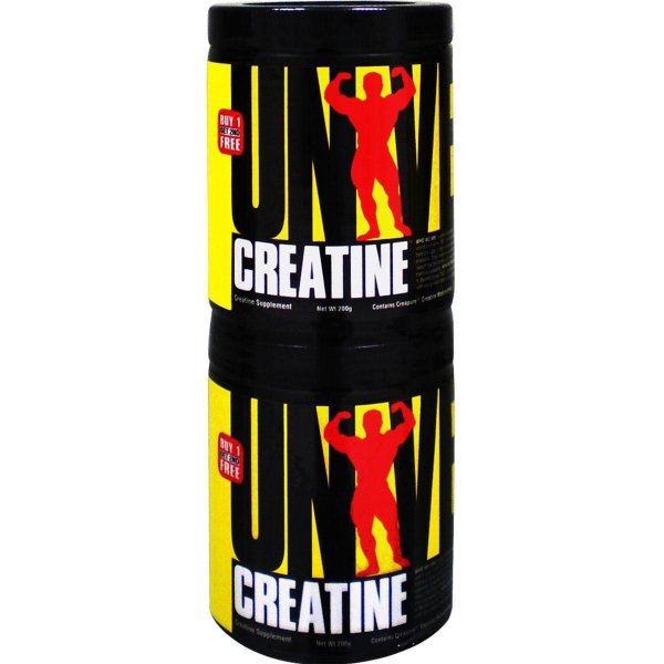 Creatina Universal 2 packs de 200g