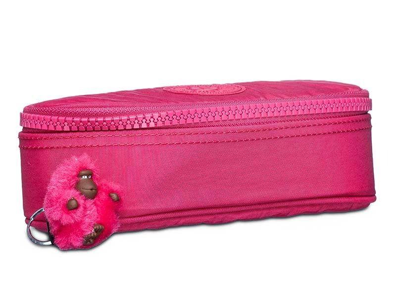 Estojo Kipling Duobox Rosa 61Y