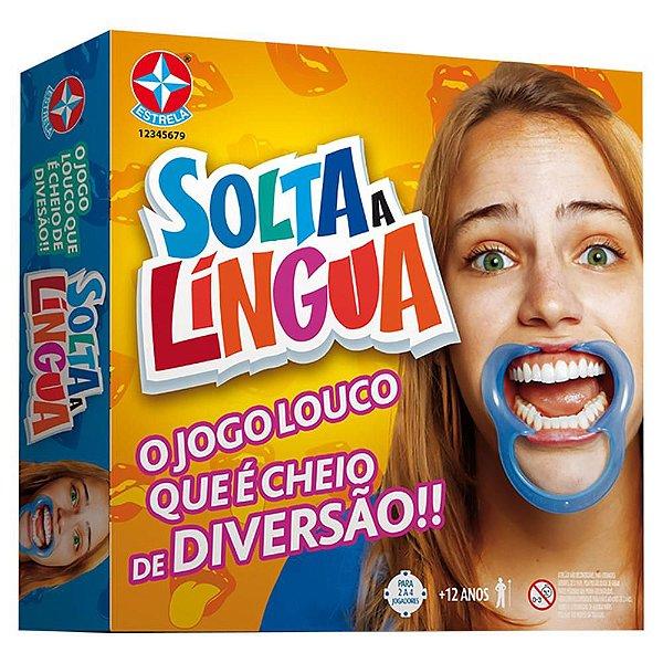 Jogo Solta a Língua - Estrela