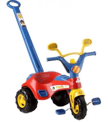 Triciclo Velotrol Infantil Policial