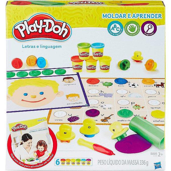 Play Doh Aprendendo As Letras