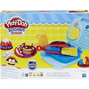 Conjunto Play-Doh Café da Manhã
