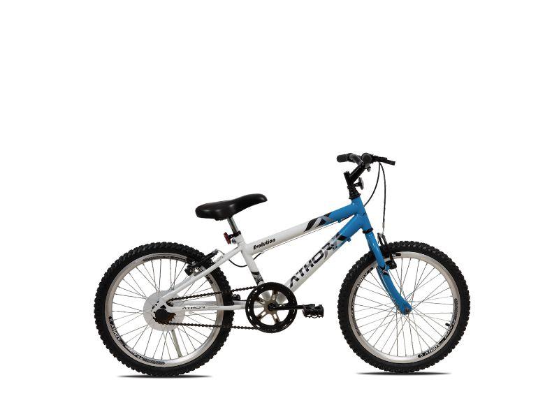 Bicicleta Aro 20 Evolution S/M - Azul