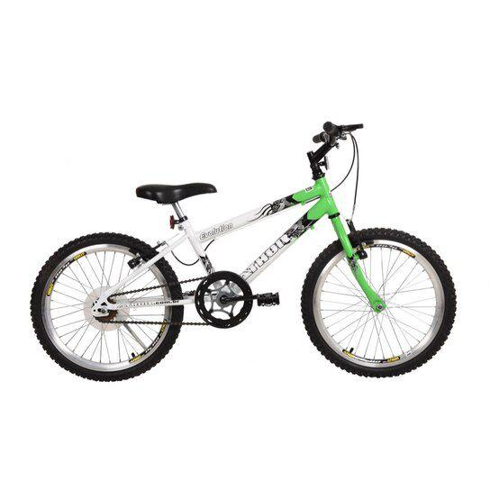 Bicicleta Aro 20 Evolution S/M - Verde
