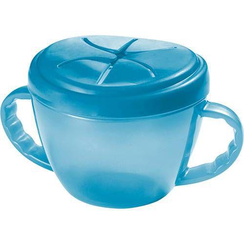 Porta Biscoitinhos My Biscuits Azul - Multikids Baby
