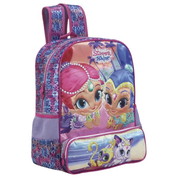 Mochila Shimmer & Shine Double Trouble