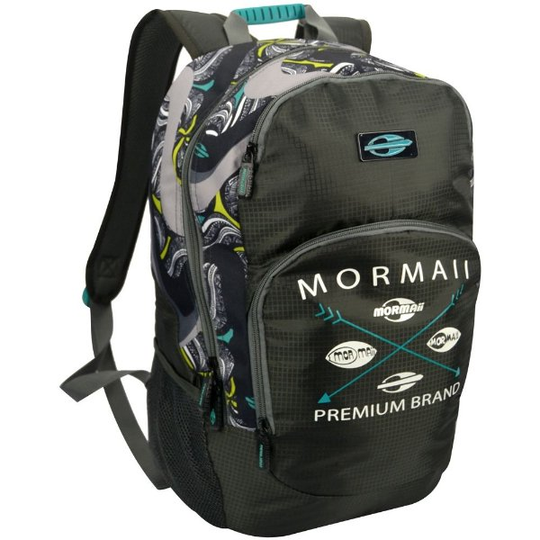 Mochila Mormaii Premium Brand.