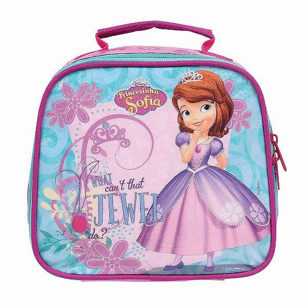 Lancheira Escolar Disney Princesinha Sofia