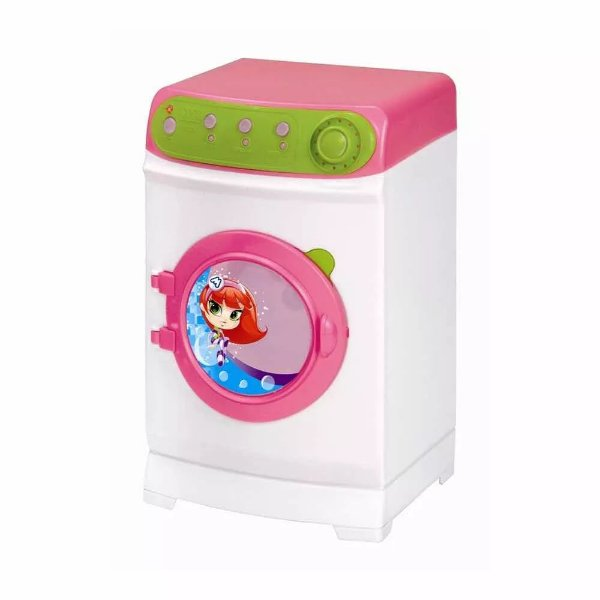 Máquina de Lavar Super Elétrica - Magic Toys