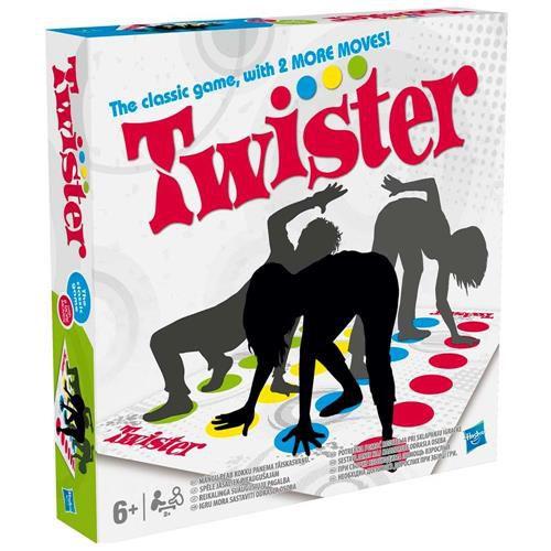 Jogo Twistter - Hasbro