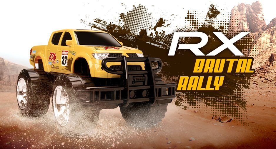 Pick-Up RX Brutal Rally