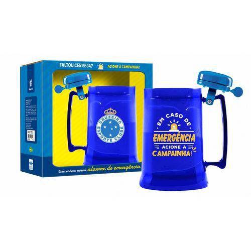 Caneca Gel 450ml com Campainha do Cruzeiro