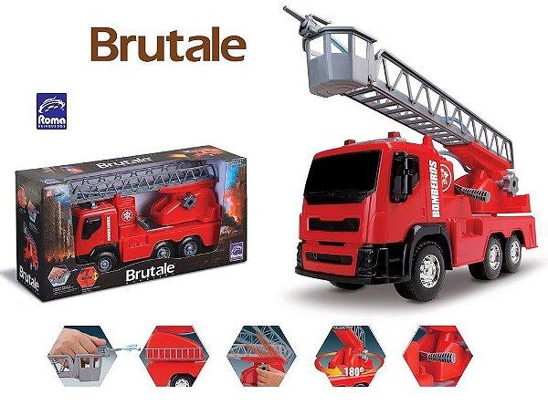 Caminhão Brutale Bombeiro Roma