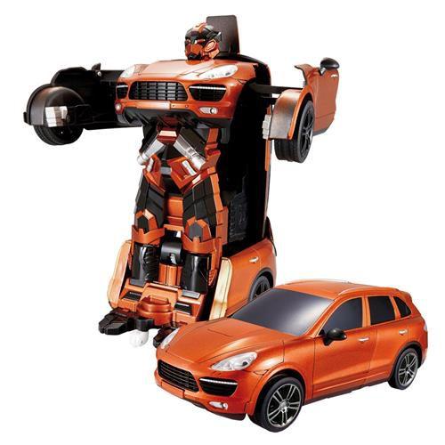Carro de Controle Remoto CKS Evolution Robot