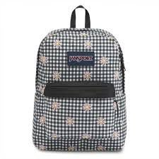 Mochila JanSport Superbreak Gingham Daisy