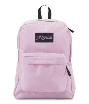 Mochila Jansport Superbreak Pink Mist