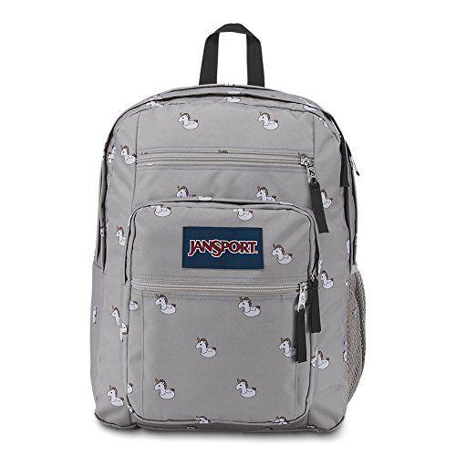 Mochila JanSport Big Student Backpack - Unicorn