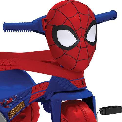 Triciclo Motoca Passeio & Pedal Homem Aranha - Bandeirante
