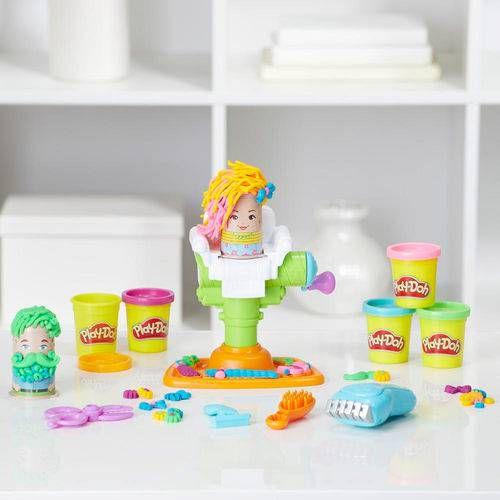 Massa de Modelar - Play-Doh - Barbearia Divertida - Hasbro