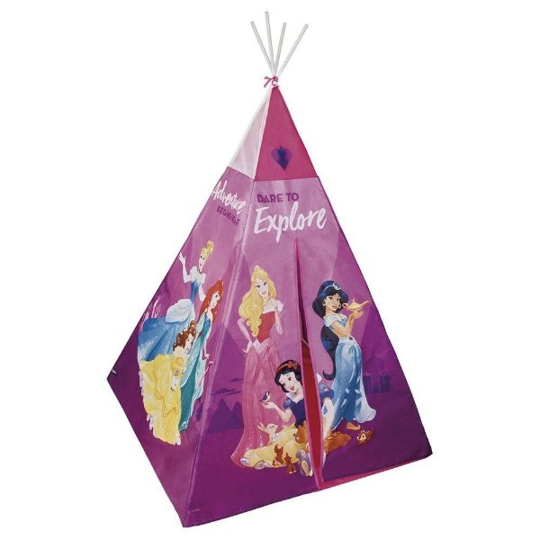 Tenda Índio Infantil Disney Zippy Toys - Princesas
