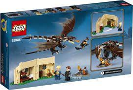 Lego Harry Potter 75946 - O Torneio Tribuxo Húngaro