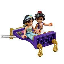 Lego Disney - Palácio De Aladdin E Jasmine