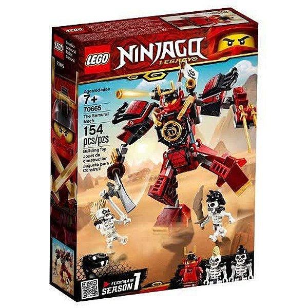 Lego Ninjago o Robo Samurai