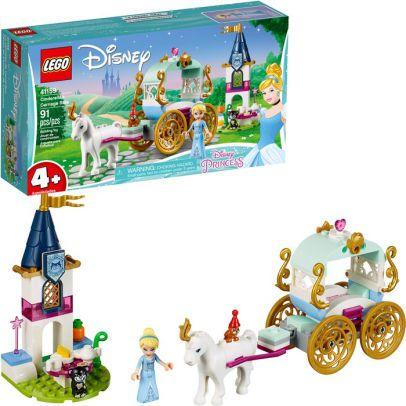 Lego Disney - Disney Princesas - Carruagem Da Cinderela
