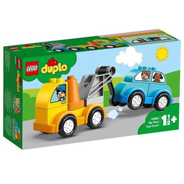 Lego Duplo o Meu Primeiro Caminhão Reboque