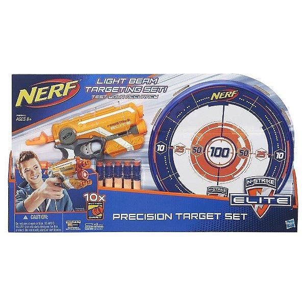 Lançador de Dardos Nerf Hasbro Elite com Alvo