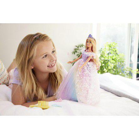 Boneca Barbie - Barbie Dreamtopia - Vestido Brilhante - Mattel