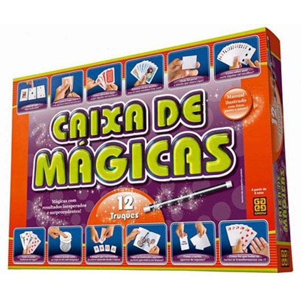 Caixa De Mágicas 12 Truques Grow