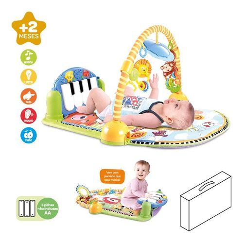 Centro De Atividades Musical Pianinho Zoop Toys