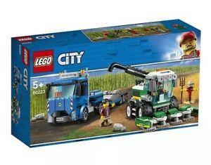 Lego CITY Transporte de Colheitadeira