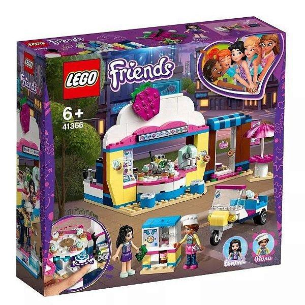 Lego Friends Cafe De Cupcakes Da Olivia