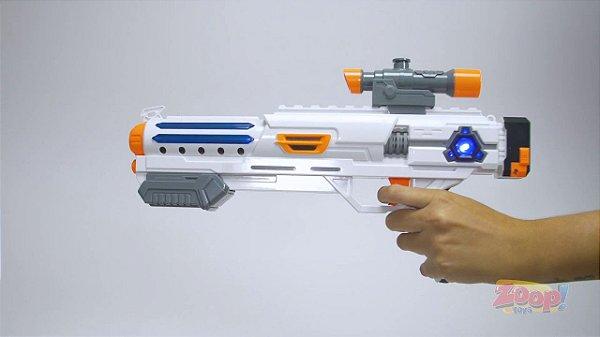 Lança Dardos Space Guardian Zoop Toys