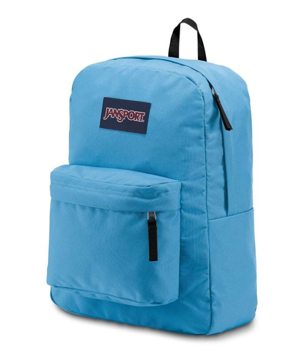 Jansport Unisex Superbreak Backpack - Blue