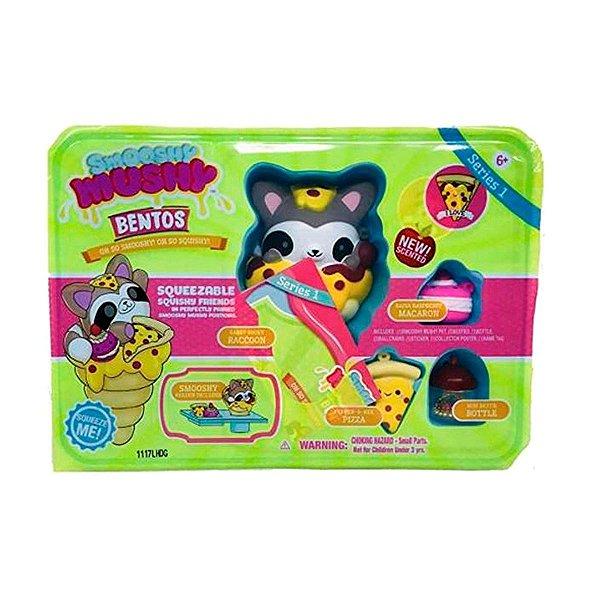 Toyng Brinquedos Mini Figuras Smooshy Mushy