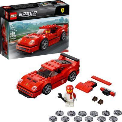 Lego 75890 Speed Champions - Ferrari