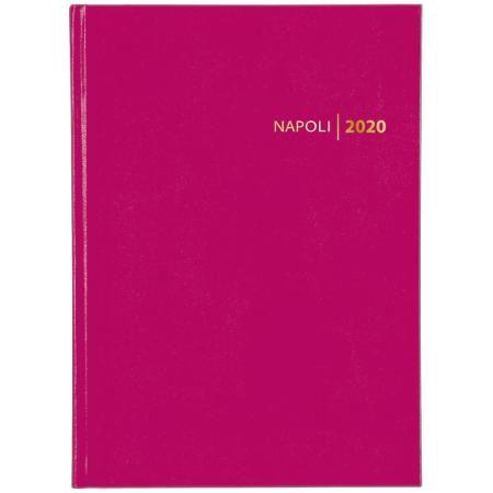 Agenda Executiva Costurada Diária Napoli Feminina
