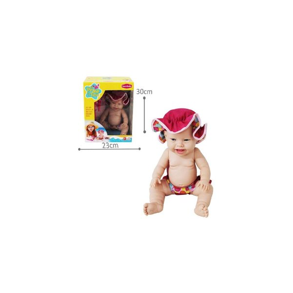 Boneca Na Praia Com O Bebê – Bambola