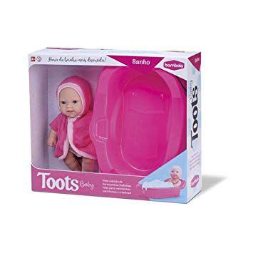 Boneca Toots Banheirinha