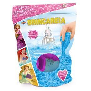 Conjunto Areia de Modelar Princesas Disney