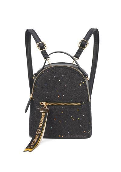 Mochila Mini UP4YOU Glitter Estrelas