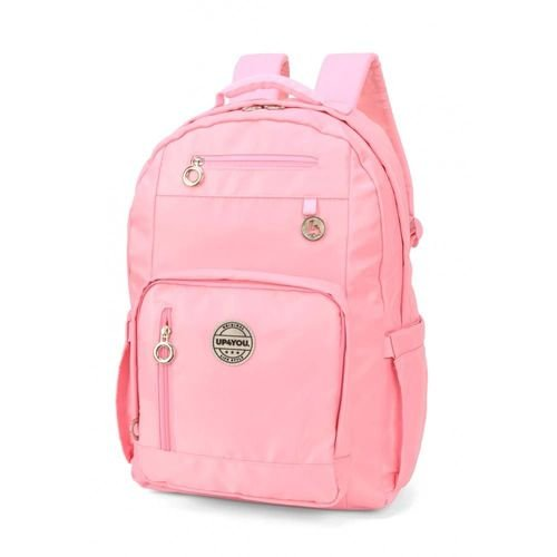 Mochila Up4You Laptop Cor Lisa Rosa